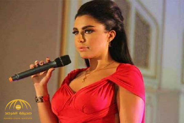 """بالفيديو.. الفنانة اللبنانية """"ليلى إسكندر"""" تعلن اعتناقها الإسلام في حفل غنائي بالسعودية"""