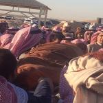 """بالفيديو والصور:شاهد تشييع جثمان الفنان"""" أبو بكر سالم """"إلى مثواه الأخير في الرياض!"""