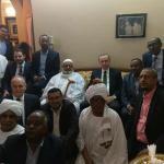 من هو السوداني الذي زاره أردوغان في منزله بالخرطوم؟
