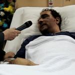 """فيديو : المصري المعتدى عليه في الكويت يروي تفاصيل """"الحادثة"""" وعدم  تمكنه من الدفاع عن نفسه!"""