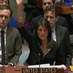 """""""فيتو أمريكي"""" يحبط قرار عربي لسحب الاعتراف بالقدس عاصمة لإسرائيل"""