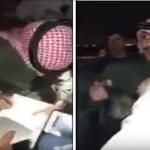 وقع كتابه في شارع مظلم..  بالفيديو: طرد الشاعر الكويتي شريان الديحاني من معرض جدة للكتاب