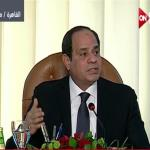 """بالفيديو.. """"السيسي"""" للشعب المصري: عينك على بلدك أنا يومين ورايح عند ربنا"""