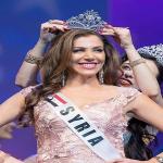 بالصور .. للمرة الثالثة على التوالي .. سورية تحصد لقب ملكة جمال العرب في أمريكا