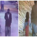 """شاهد:مقطع جديد يظهر بوضوح  ملامح مغتصب وقاتل الطفلة""""زينب"""""""