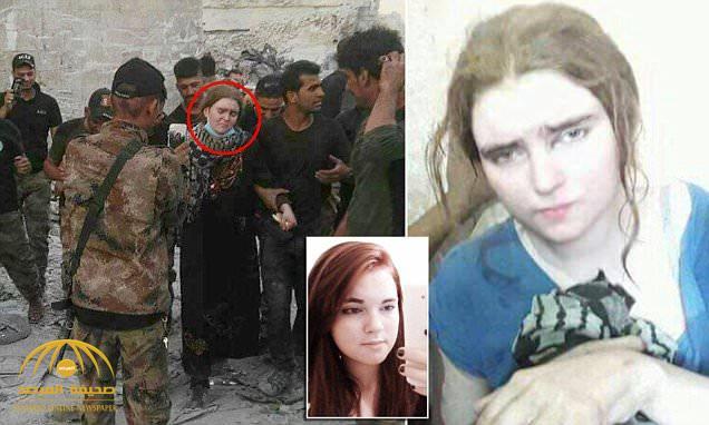 """الإعدام شنقاً  لملكة جمال """"داعش"""" في العراق"""