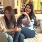 بالفيديو:لجين عمران تقوم بجولة داخل بيت زوجها الأول ..وتكشف عن هدية عم أولادها وكم يبلغ سعرها!