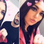 """بعد اتهام المتابعين لها بالإساءة ..خلود الكويتية"""" تخرج عن صمتها : كيف أسخر من ركب السعوديات ؟-فيديو"""