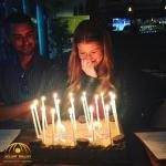 شاهد .. ابنة أغنى رجل في العالم  مع خطيبها المصري  المسلم نائل نصار!
