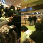 بعد خدمة 33 عامًا لدى كفيلها السعودي.. شاهد ماذا حدث لخادمة قبل سفرها في المطار!