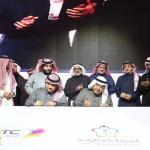 بالفيديو والصور .. تركي آل الشيخ يكشف عن قيمة عقد النقل التلفزيوني الجديد للدوري السعودي لكرة القدم