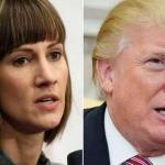 """امرأة تتهم الرئيس الأمريكي بالتحرش: قَبَّلني لمدة دقيقتين.. و """"ترامب"""" يرد عليها في تغريدة"""