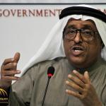 """""""خلفان"""" يعلق على خطاب أمير قطر .. وهكذا وصف زيارة الوزير العماني للقدس"""