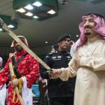 غدًا .. الملك سلمان يرعى حفل العرضة السعودية بمجمع الصالات الرياضية بالدرعية