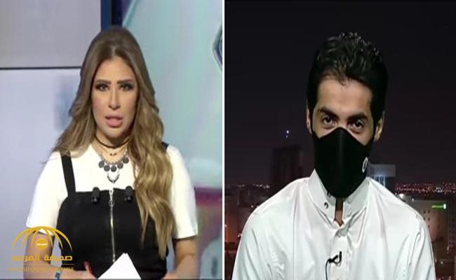 بالفيديو.. سعودي يرفض خلع قناعه ويكشف سبب ارتدائه له