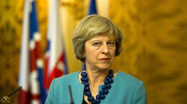 """أول تعليق  لرئيسة الوزراء """"  تيريزا ماي""""  على طرد روسيا  23 دبلوماسياً بريطانيا"""