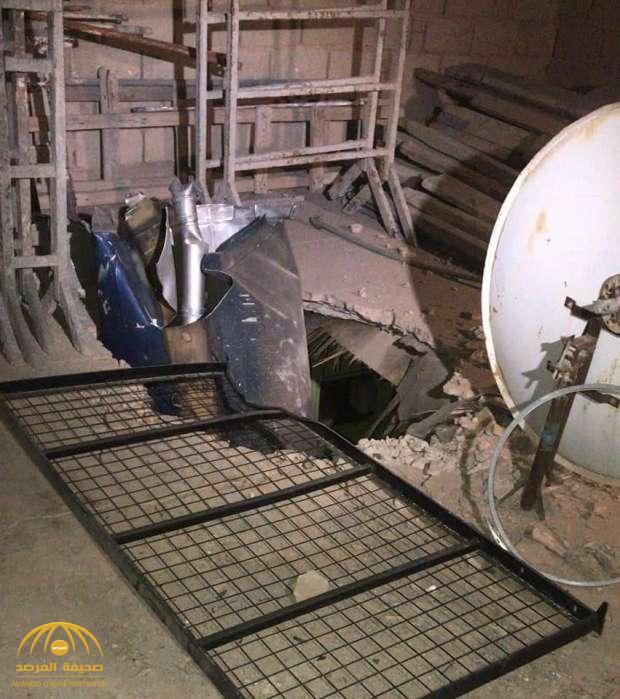 شاهد أول صور للشهيد المصري ضحية شظايا الصاروخ الباليستي