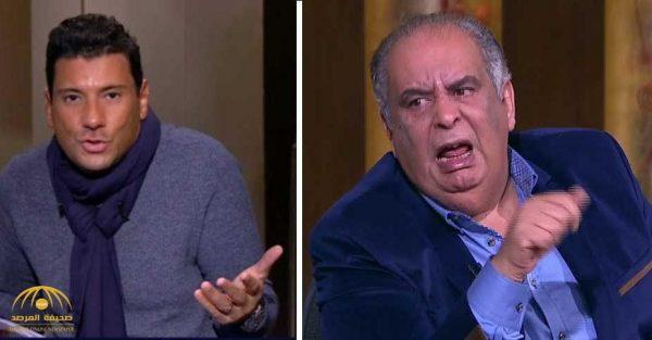 بالفيديو.. يوسف زيدان يهاجم إسلام البحيري: عيب أنا أكبر منك بـ 16 سنة