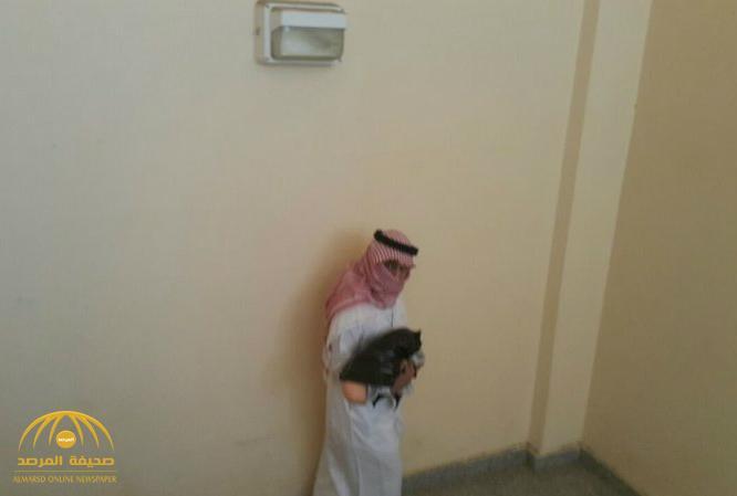 كشف حقيقة صورة متداولة لإحباط محاولة اختطاف طفل من قسم الولادة بمستشفى أبو عريش العام بجازان