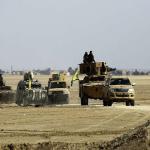ما الهدف من الحشود العسكرية الأمريكية في حقل العمر النفطي في سوريا ؟