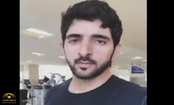 """شاهد.. ماذا قال ولي عهد دبي بعدما رأى صورة """"محمد بن سلمان"""" على غلاف مجلة «تايم» الأمريكية"""