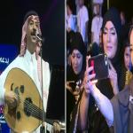 """شاهد: عبادي الجوهر على غرار الفنان السوداني محمد الأمين """"يا تغنوا إنتوا يا أغني أنا""""!"""