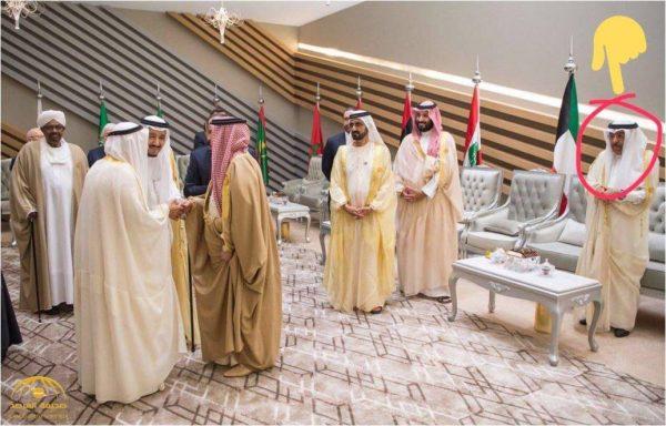 """كيف وصف """" القحطاني"""" لحظة وقوف """"المندوب القطري"""" وحيدا في القمة العربية!"""