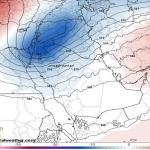 """خبراء طقس: حالة مطرية مصحوبة بـ """"موجات غبار"""" بنسبة 80% على هذه المناطق"""
