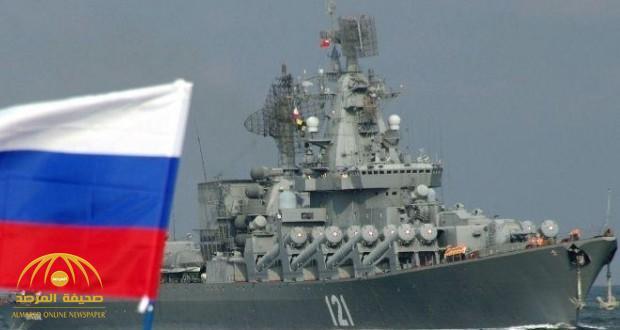 روسيا توضّح سبب سحب سفنها الحربية من ميناء طرطوس السوري