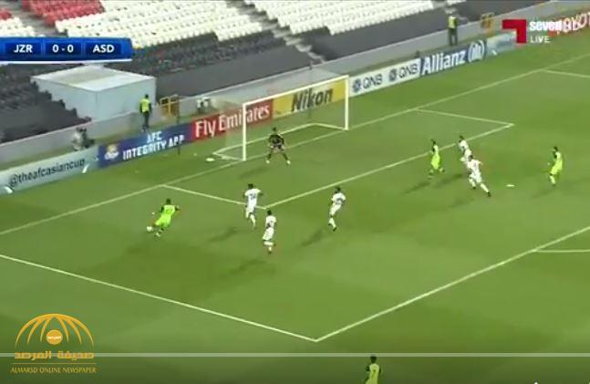 بالفيديو : الأهلي يتصدر مجموعته في البطولة الآسيوية بعد فوزه على الجزيرة الإماراتي بهدفين