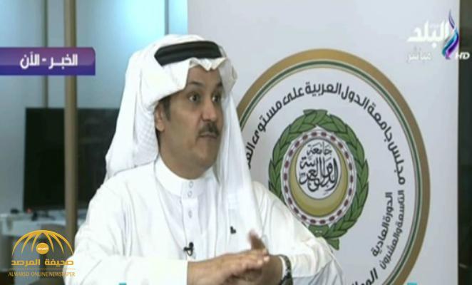 كاتب سعودي: موقف مجلس التعاون الخليجي تجاه قطر واضح منذ انقلاب «العاق» !- فيديو