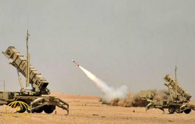 """الدفاع الجوي يدمِّر صاروخًا حوثيا  أُطلق باتجاه """"نجران"""""""