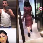 """شاهد: الكويتي """"مشاري بويابس"""" يوضح ملابسات مقطع الفيديو مع """"دانة الطويرش"""" في غرفة النوم!"""