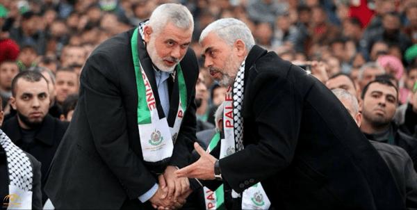 """حماس  تقف مع  """"سفاح الشام"""" .. وتدين الضربة الأمريكية ضد منشآت الأسد الكيمياوية!"""