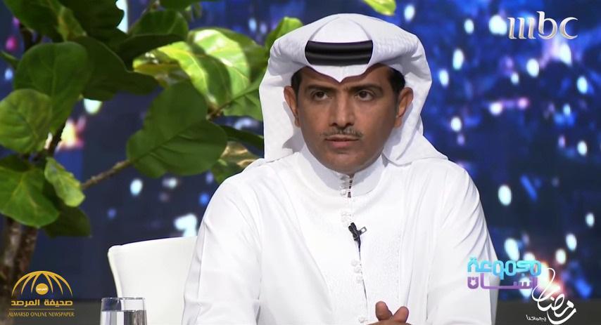 """بالفيديو : """"الهريفي"""" يكشف سبب خلافه مع """"ياسر القحطاني"""" .. ويرفض الاعتذار لهؤلاء"""