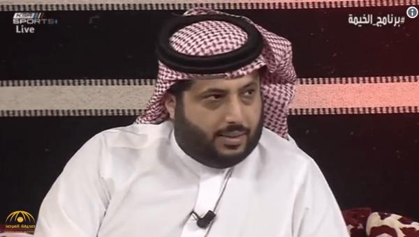 """آل الشيخ : ما قام به """"الفراج"""" غير مقبول ولا فيني خير إذا لم أقم بردة فعل!"""