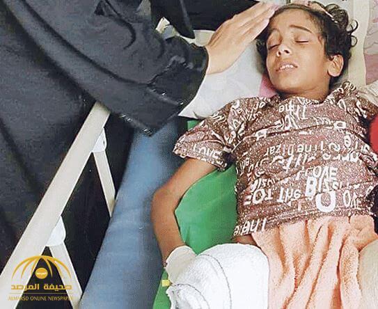 شاهد إنسانية المملكة مع الطفل اليمني يونس !