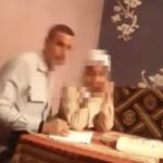 شاهد.. معلم مصري يتحرش بتلميذته أثناء درس خصوصي!