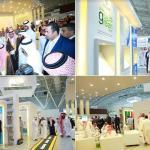 """بالصور .. """"دهانات الجزيرة"""" تستعرض أحدث تطبيقاتها ومنتجاتها الداخلية والخارجية في """"معرض البناء السعودي 2018"""""""
