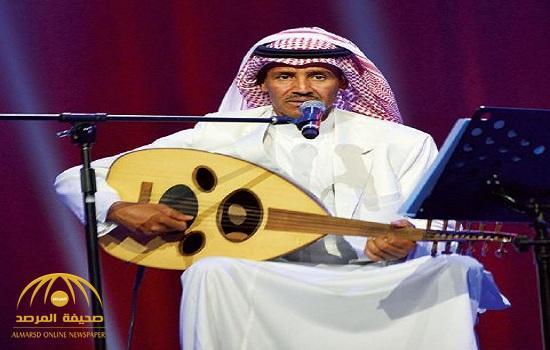 """الفنان """"خالد عبد الرحمن"""" يطلب الدعاء له!"""
