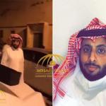 """شاهد ..  شبيه  """"تركي آل الشيخ""""  يكشف عن  هويته !"""