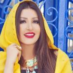 """شاهد الفنانة """" لطيفة التونسية"""" بالحجاب الإسلامي من الرياض : أنا فرحانة برشا أشكركم برشا!"""