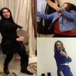 """بينهن مريهان حسين ومي سليم .. شاهد : عدوى الرقص على أغنية """"أنا مافيا"""" تصل للمشاهير"""