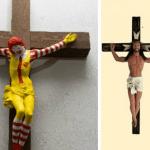 """متحف في إسرائيل يثير غضب المسيحيين بعد سخريته بعرض """"ماك يسوع وباربي"""" على شكل العذراء مريم"""