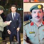 """أول تعليق من مدير جوازات منطقة مكة على صورة """"رونالدو"""" مع أحد الموظفين بالمطار!"""