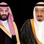 خادم الحرمين وولي العهد  يعزيان  حاكم أم القيوين