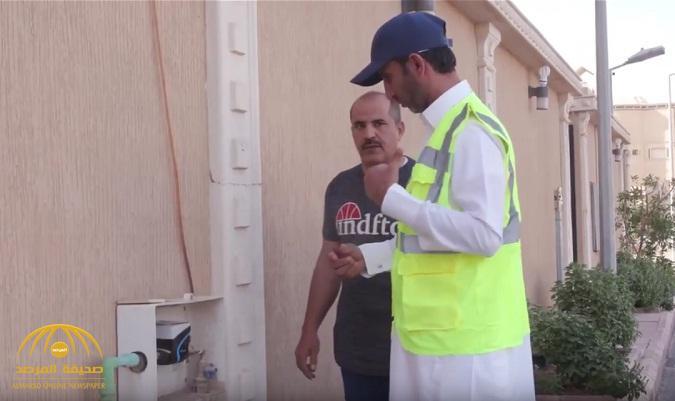 شركة المياه الوطنية توضح طريقة قراءة العداد آلياً .. تفاعلًا مع مقطع فيديو لشكوى مواطن