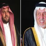 """رئيس مركز البرزة """"مهند الشعيبي"""" ينقل مشاعر مشايخ وأهالي المركز فرحاً بزيارة الأمير خالد الفيصل"""