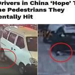 يعودون لدهسه مرة أخرى .. السائقون في الصين يفضلون قتل ضحية حادث الدهس بدلاً من تركه حياً ! – فيديو