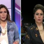 """شاهد .. الكاتبة فجر السعيد تسخر من اسم المذيعة """"سارة دندراوي"""" وتضع الأخيرة في موقف محرج!"""